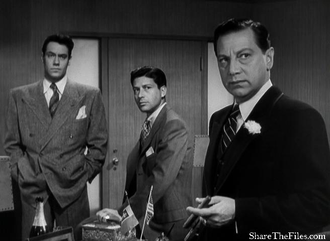 House Of Strangers 1949 Film Noir Joseph L Mankiewicz Film Noir Noir Movie Old Movies