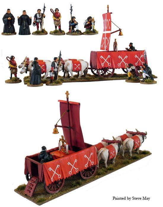 EA 15 Carroccio | Italian things | Miniatures