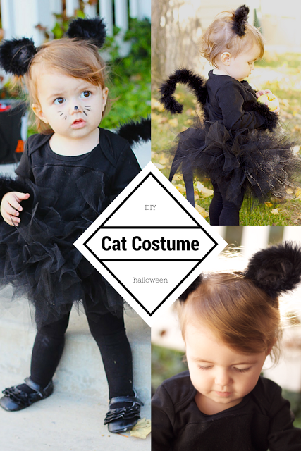 Do it yourself divas diy black cat costume diy diva it this is a super easy costume to make even if you only have a day before halloween to make it it can be made for a little person solutioingenieria Gallery