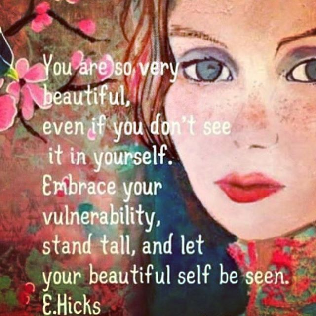 You are Beautiful. E Hicks