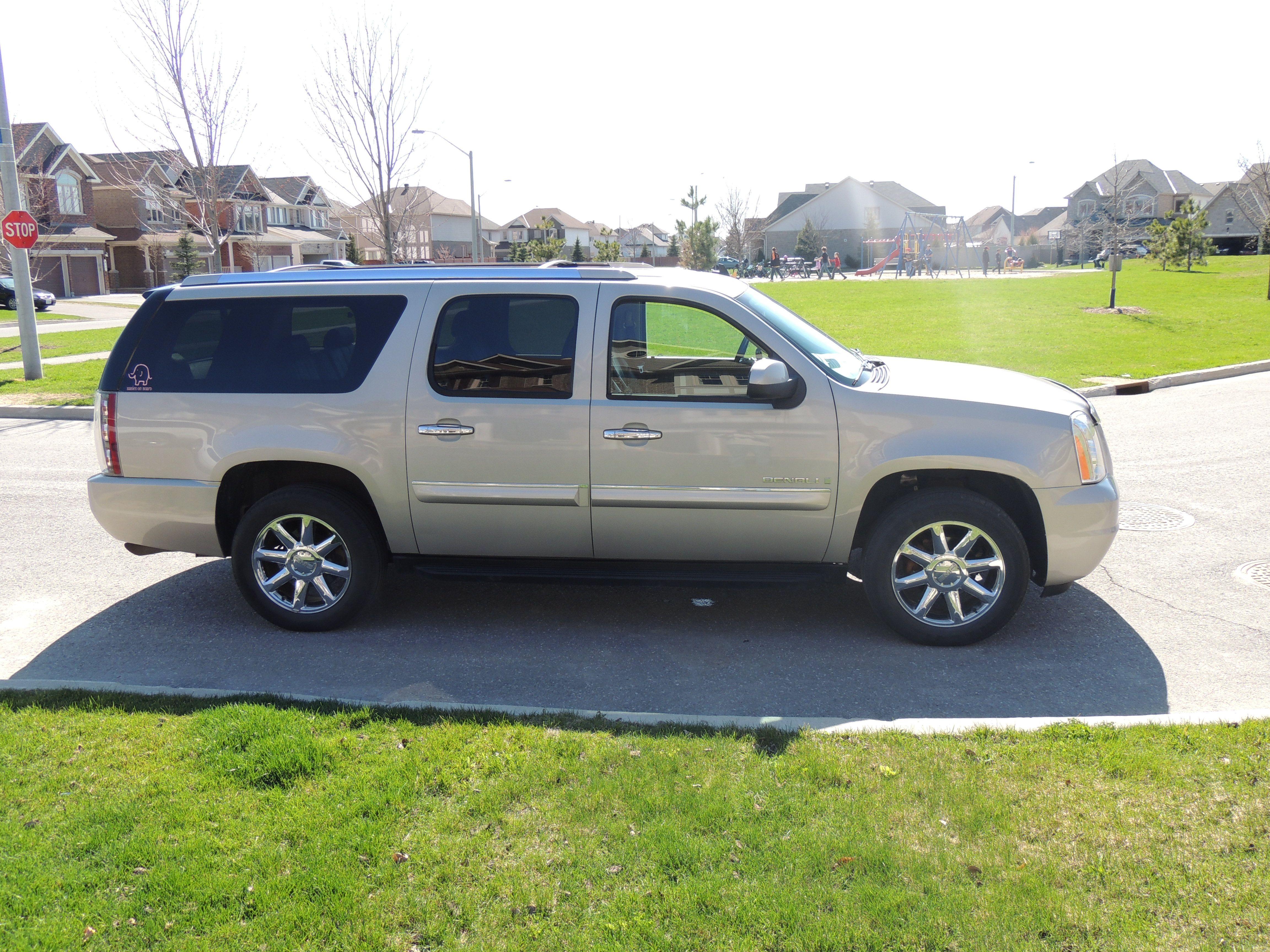 2007 Gmc Yukon Denali Xl Gmc Trucks Yukon Denali Gmc Yukon Denali