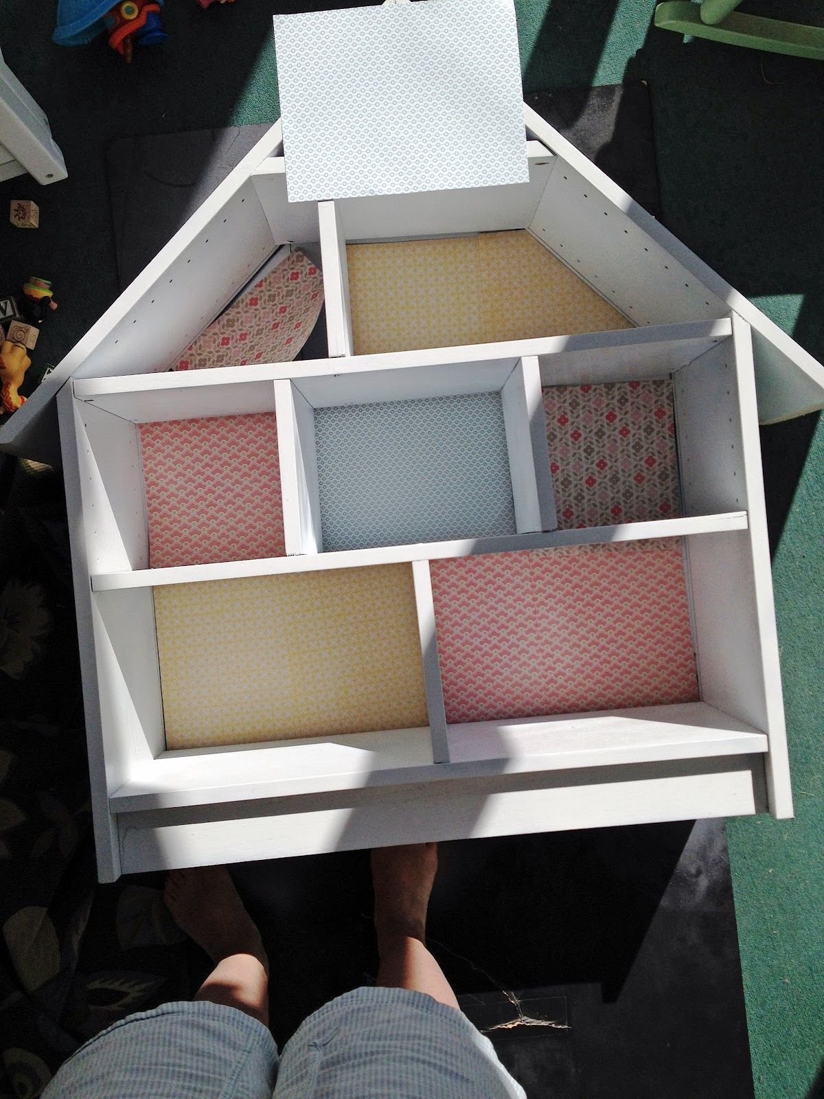 dolls house furniture ikea. Building A Dollhouse From Ikea Bookshelves: The Pinterest Challenge Dolls House Furniture