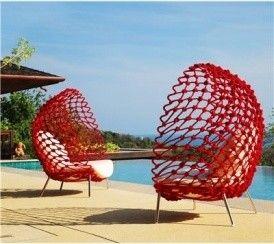 Roost - Round modern furniture