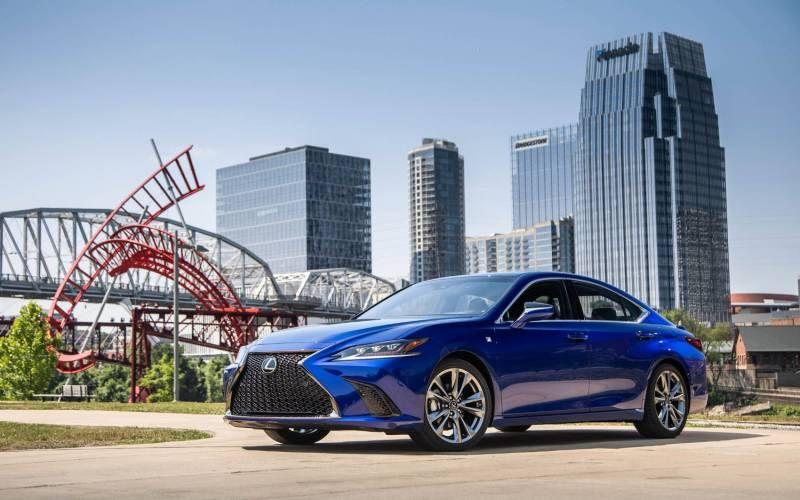 Lexus ES 350 F Sport 2019 SUV Drive in 2020 Lexus es