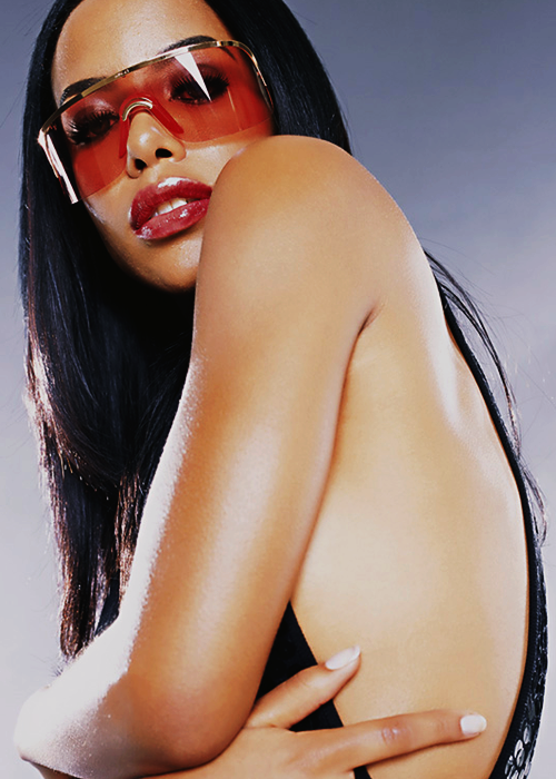 """Aaliyah Dana Haughton (January 16, 1979 - August 25, 2001) was an American R singer, dancer, fashion model and actress. Born in Brooklyn, New York, she was raised in Detroit, Michigan, where she attended Detroit School of Performing Arts. The 22 year old singer's life was tragically cut short in a 2001 plane crash after filming her video for """"Rock The Boat"""" in The Bahamas."""