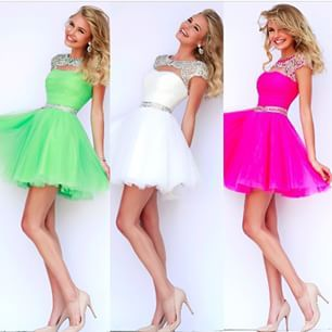 7dc490ef5ec Matching prom dresses for you and your best friend!!!
