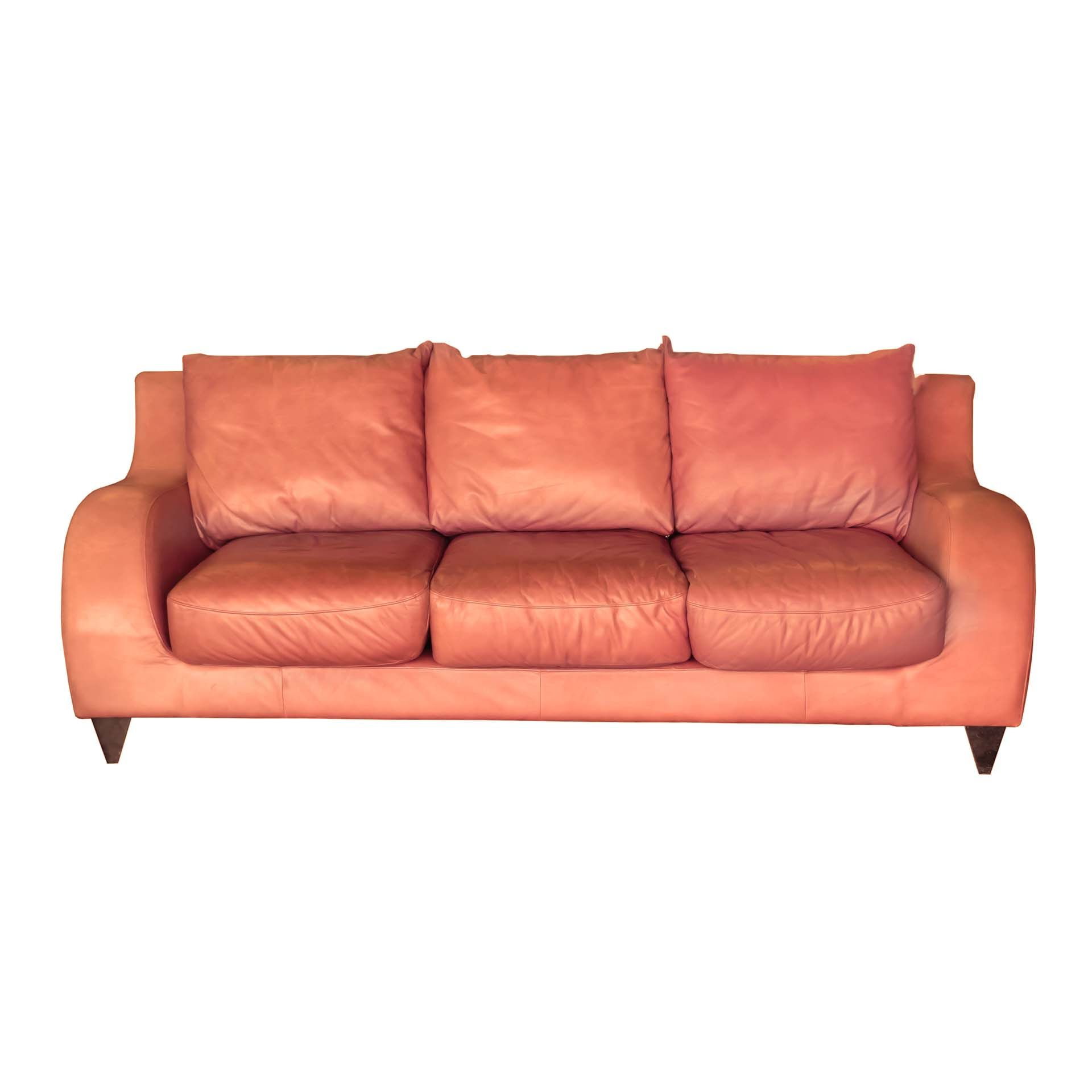Surprising By American Leather Inc This Contemporary Sofa Has A Alphanode Cool Chair Designs And Ideas Alphanodeonline
