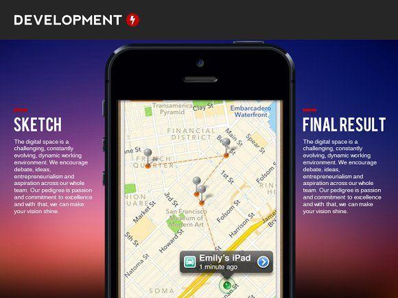 App power powerpoint template presentation templates template and app power powerpoint template toneelgroepblik Gallery