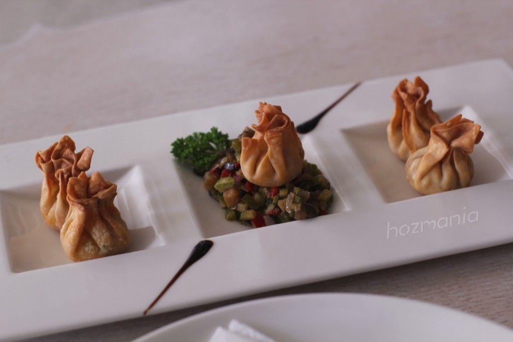 Scaramouche سكاراموش Food Website