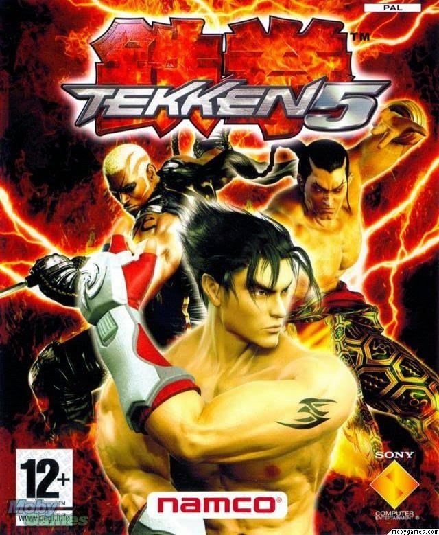 Tekken 5 Pc Game Free Download With Images Free Pc Games Free