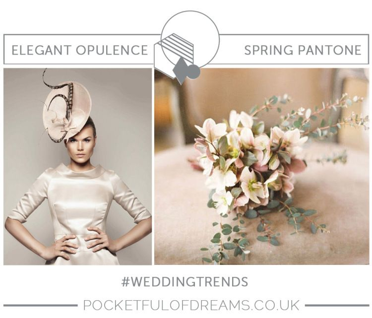 Weddings Inspired by Nature - 2015 Wedding Trends from Pocketful of Dreams