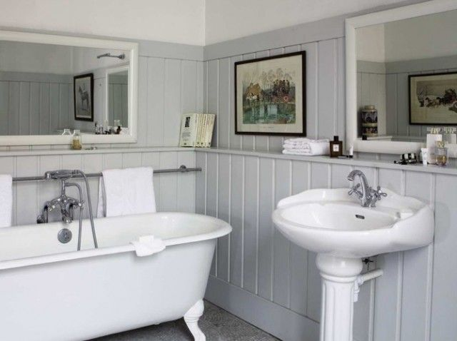 Boiserie Bagno Moderno : Boiserie bagno cerca con google cottages bathroom upstairs