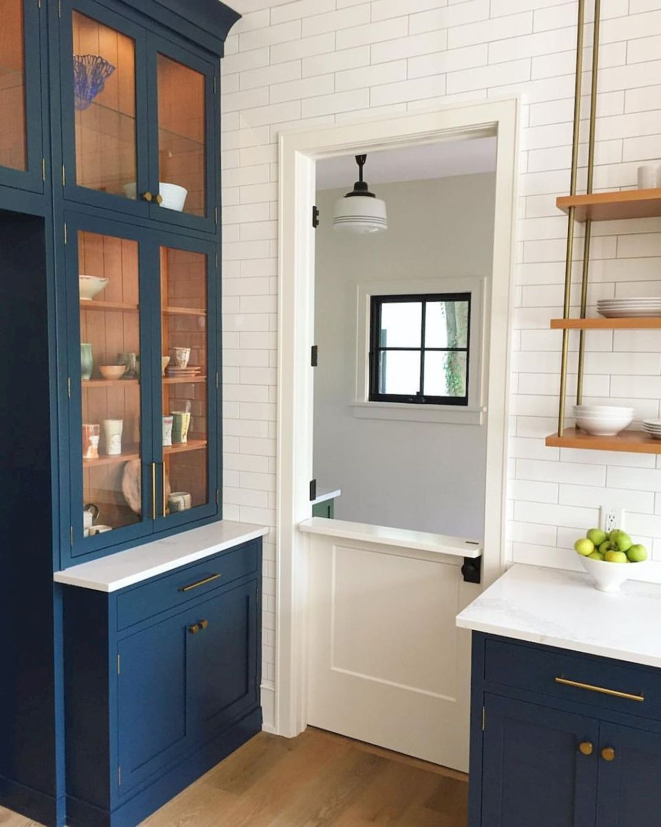 the colors and the door we want. Kitchen styles