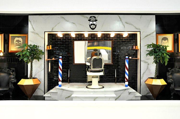1000+ Ide Tentang Barber Shop Interior Di Pinterest | Tukang Cukur