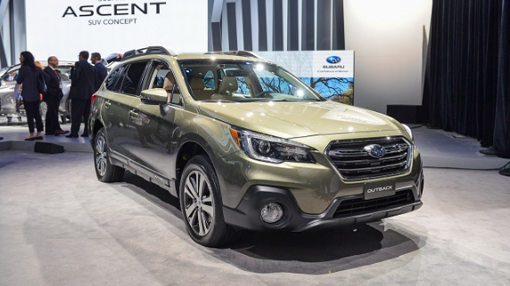 2020 Subaru Outback Review In Accordance With The Latest News The Maker Is Working On The New 2020 Subaru Outback It Is Subaru Outback Subaru Crossover Suv