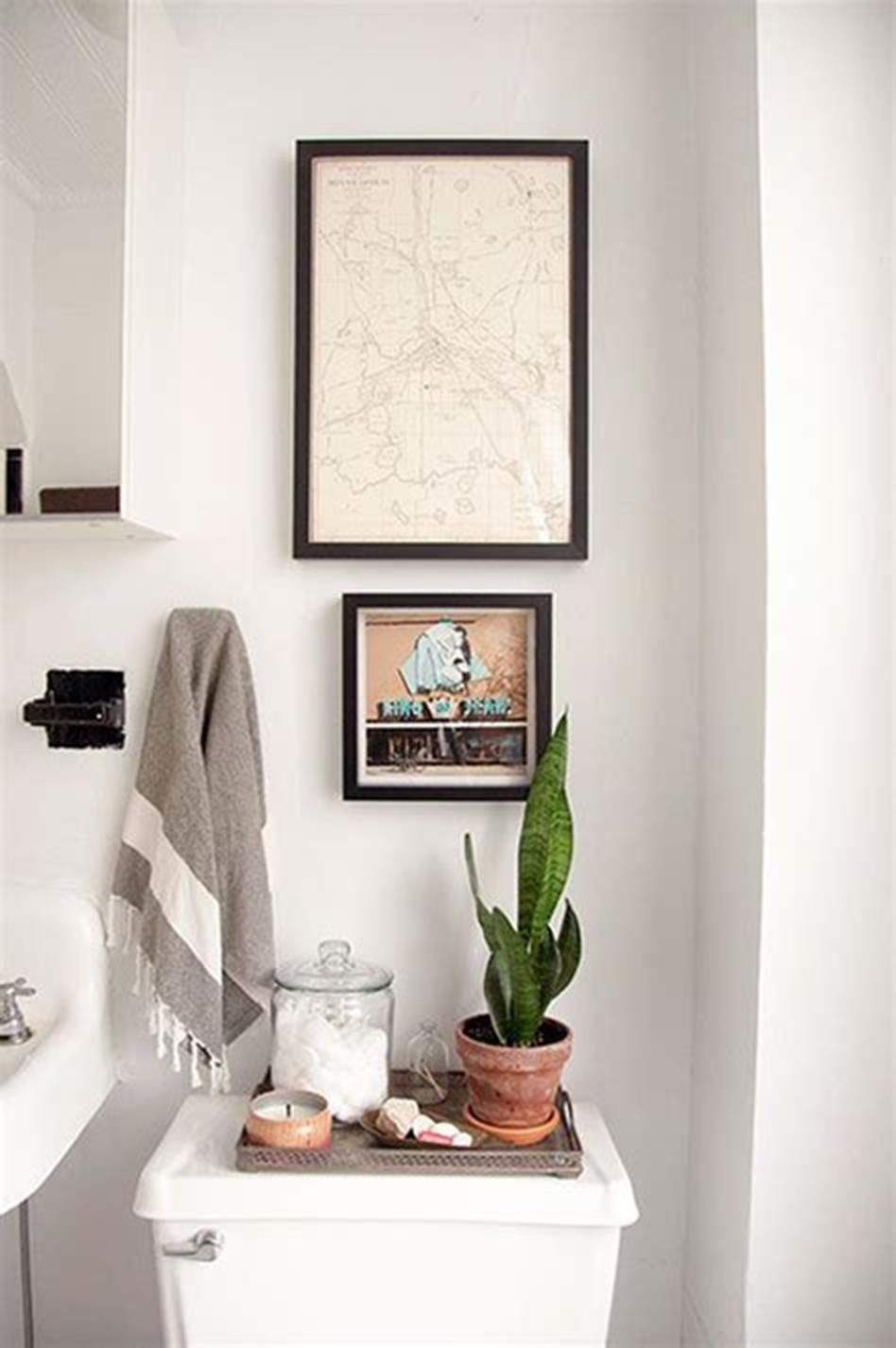 40 Beautiful Bathroom Vanity Tray Decor Ideas Decorecent Beautiful Bathroom Vanity Beautiful Bathrooms Decor [ 1426 x 948 Pixel ]