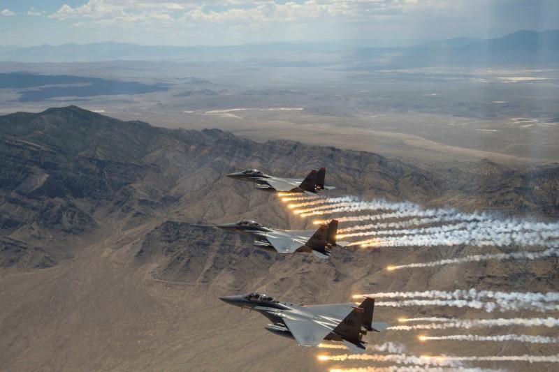 Air Force Seeks Sharp Growth To Stay Ahead Of China Russia Cities In Utah Fighter Jets Fighter Aircraft