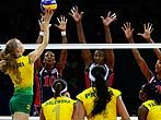 Usa Volleyball Olympics Volleyball Camp Women Volleyball Volleyball