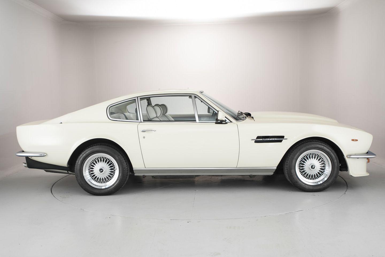 Aston Martin V8 Vantage V580 Automatic Coupé 1985 Aston Martin V8 Aston Martin Lagonda Aston Martin
