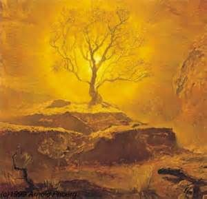 Exodus 3 1 5 After 40 Years In Midian Moses Saw A Burning Bush