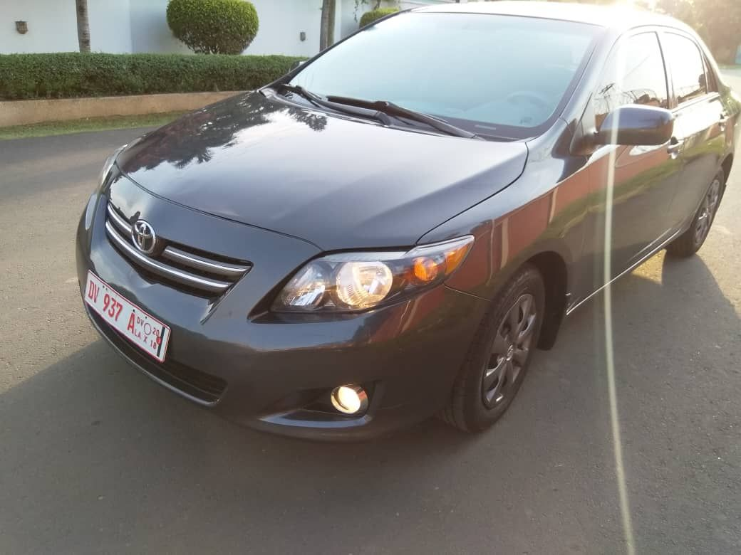 2010 Model Toyota Corolla Up For Sale With A To Z Motors Accra Ghana Gh42 000 Negotiable Toyota Corolla Ghana Bmw Car
