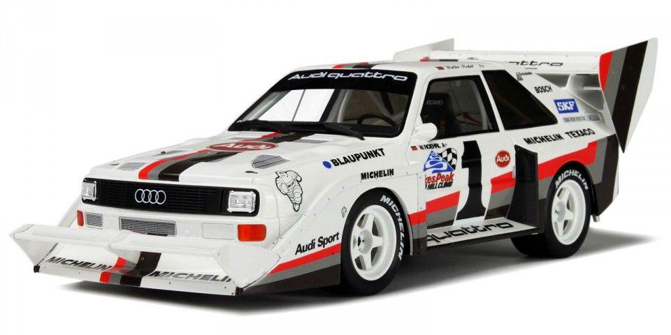 1987 Audi S1 Pikes Peak 1 18th Scale Otto Mobile 941