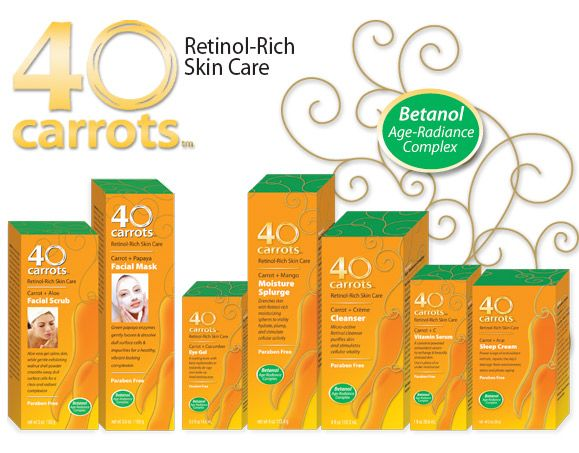 40 Carrots Skin Care Cheap Skin Care Products Best Natural Skin Care