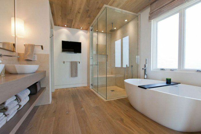 Badezimmer gestalten - Wie gestaltet man richtig das Bad nach Feng