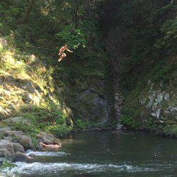 Garden of Eden water hole, rock climbing, hiking, etc