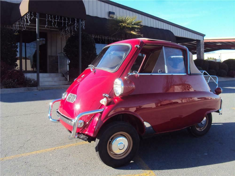 Sold* at Palm Beach 2014 - Lot #38 1957 BMW ISETTA 300 ...