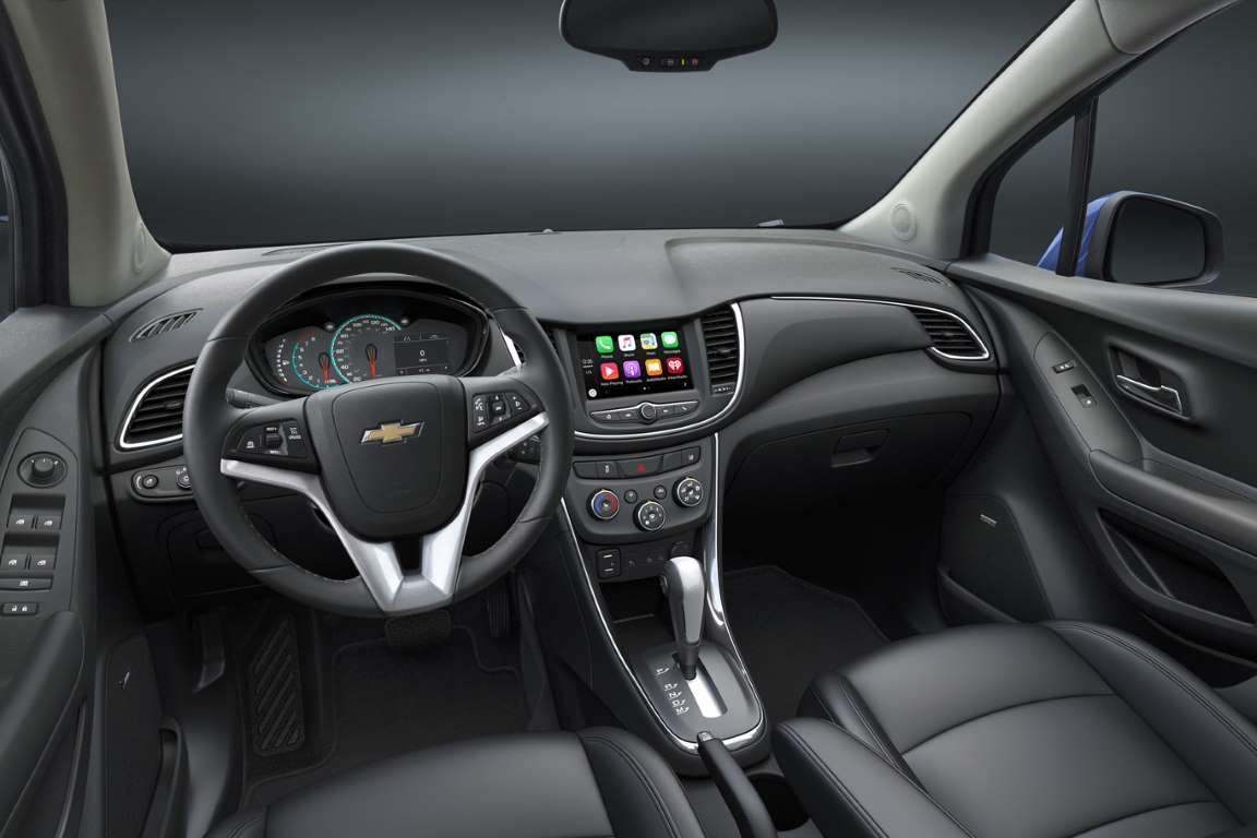 2015 Chevrolet Trax: Small SUV www.santafechevroletcadillac.com ...