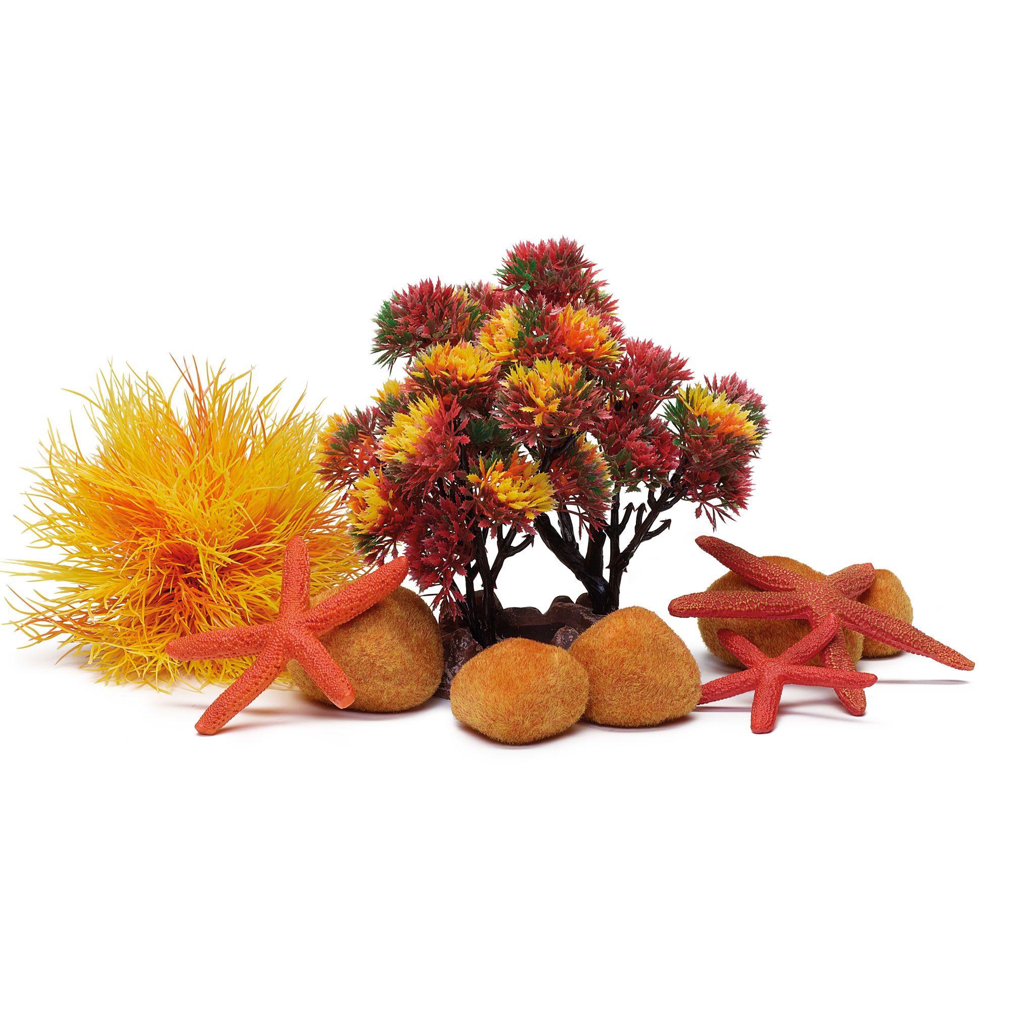 Photo of biOrb 15L Autumn Decor Set, Small, Orange