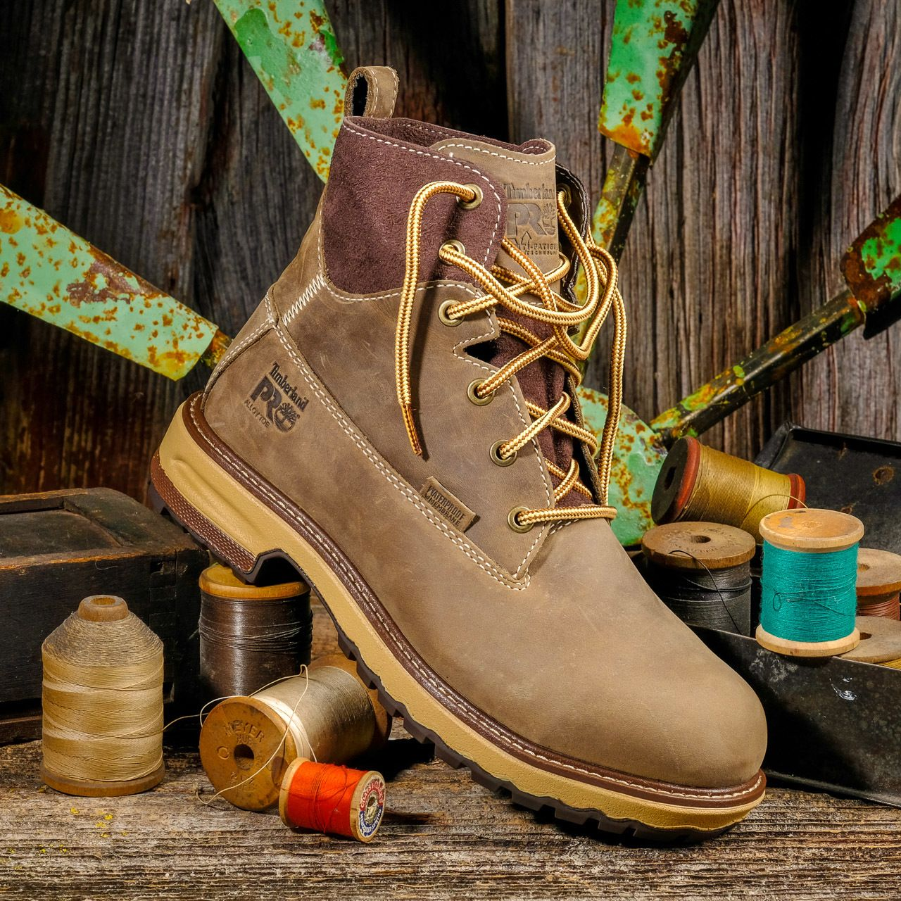 02960be10f1 Timberland PRO Women Alloy WP Hightower Boots | Women's Work | Boots ...