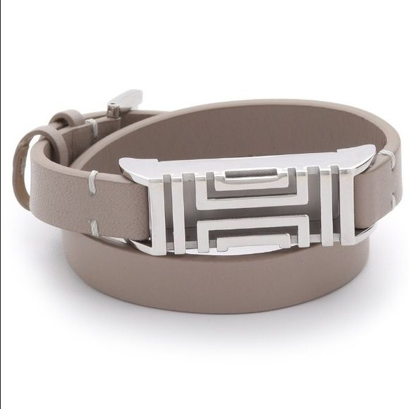 In Search Of - Tory Burch Fitbit bracelet ISO this tb Fitbit bracelet. Ideal price is $100 or less. Happy to trade if it's fair on both sides. Tory Burch Jewelry