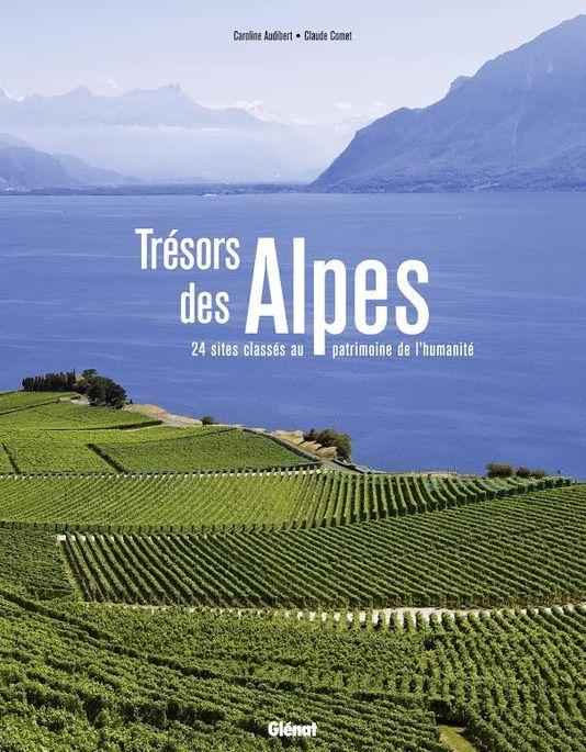 """""""Trésors des Alpes"""", aux éditions Glénat."""