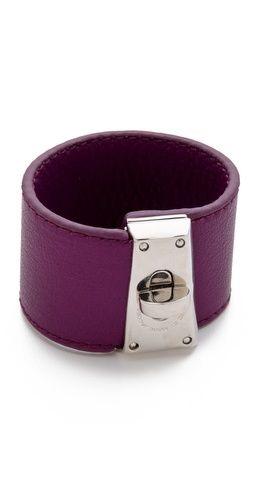 Intergalocktic Leather Bracelet