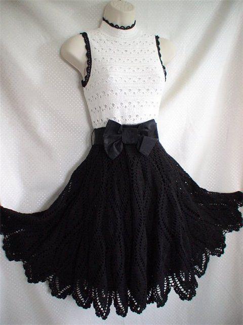 Pineapple skirt free crochet graph pattern....WOW | Crochet ...