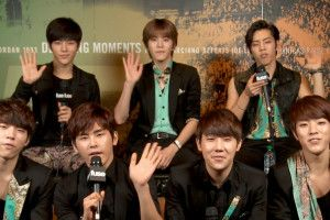 "K-Pop Boy Band Infinite Say International Fans ""All Feel the Same Connection to Music"""
