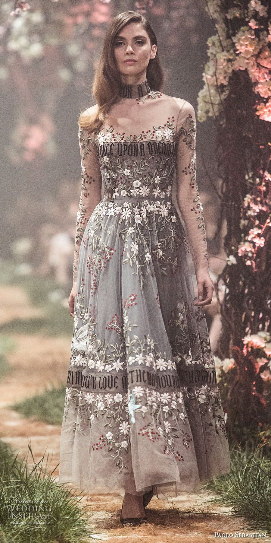 Paolo Sebastian Spring 2018 Couture Collection U2014 U201cOnce Upon A Dreamu201d
