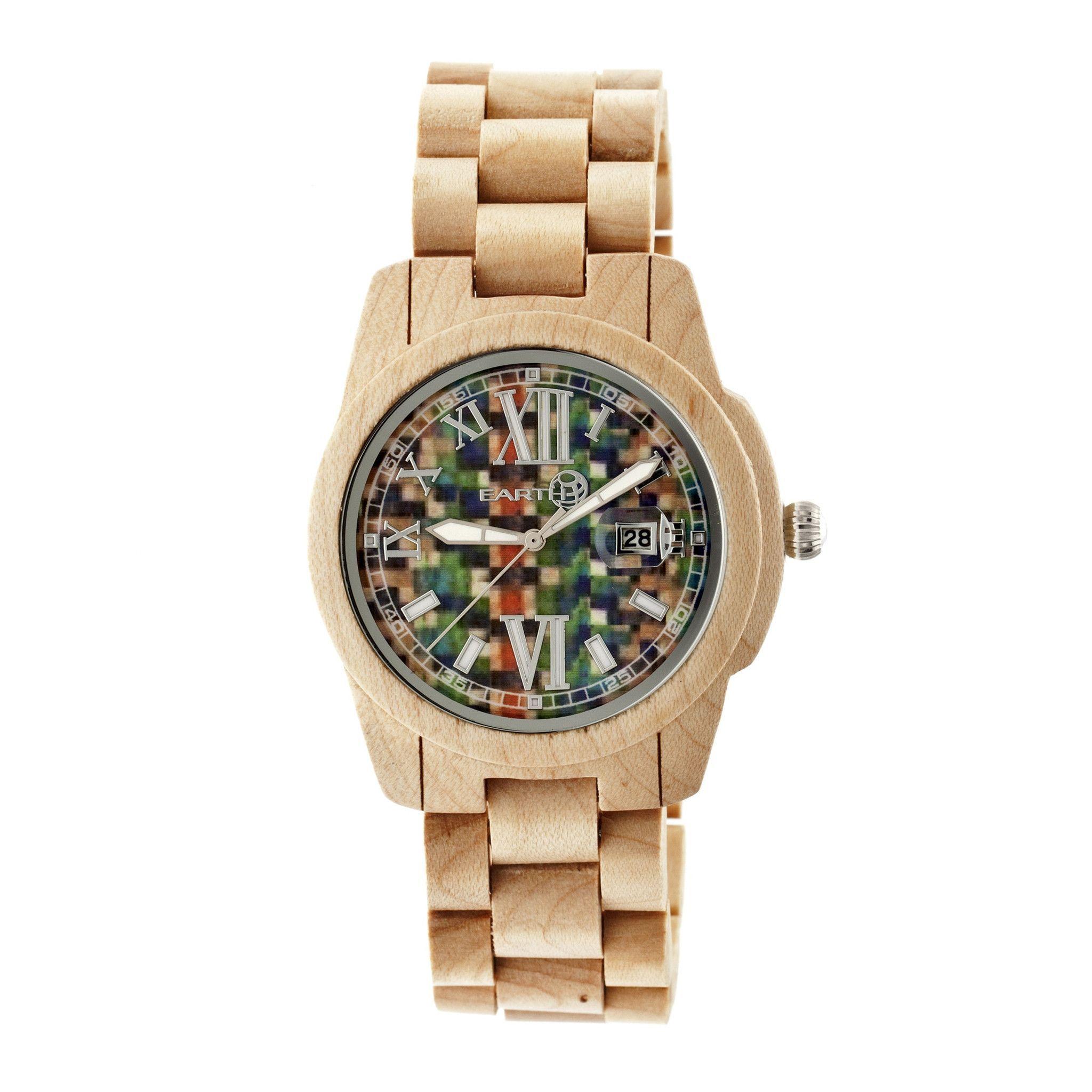 Earth Ew1505 Heartwood Watch