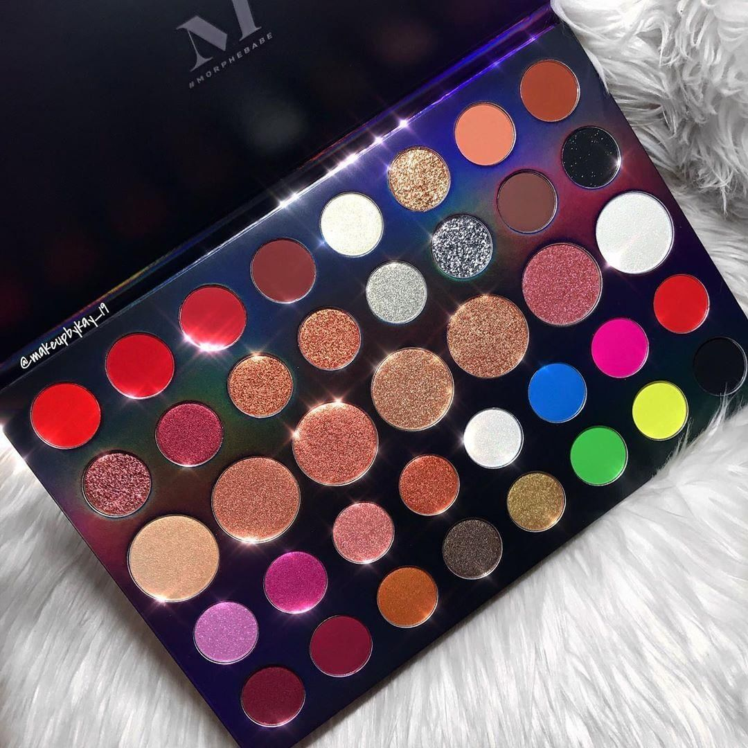 Morphe On Instagram Okkkk Morphebabe Makeupbykay 19 Made