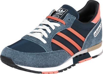 Adidas Phantom Schuhe petrolwhitecoral | Blaue schuhe