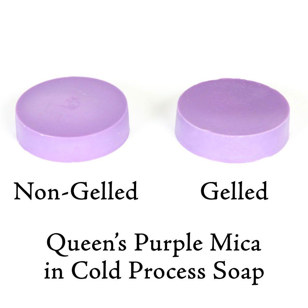 Queen's Purple Mica