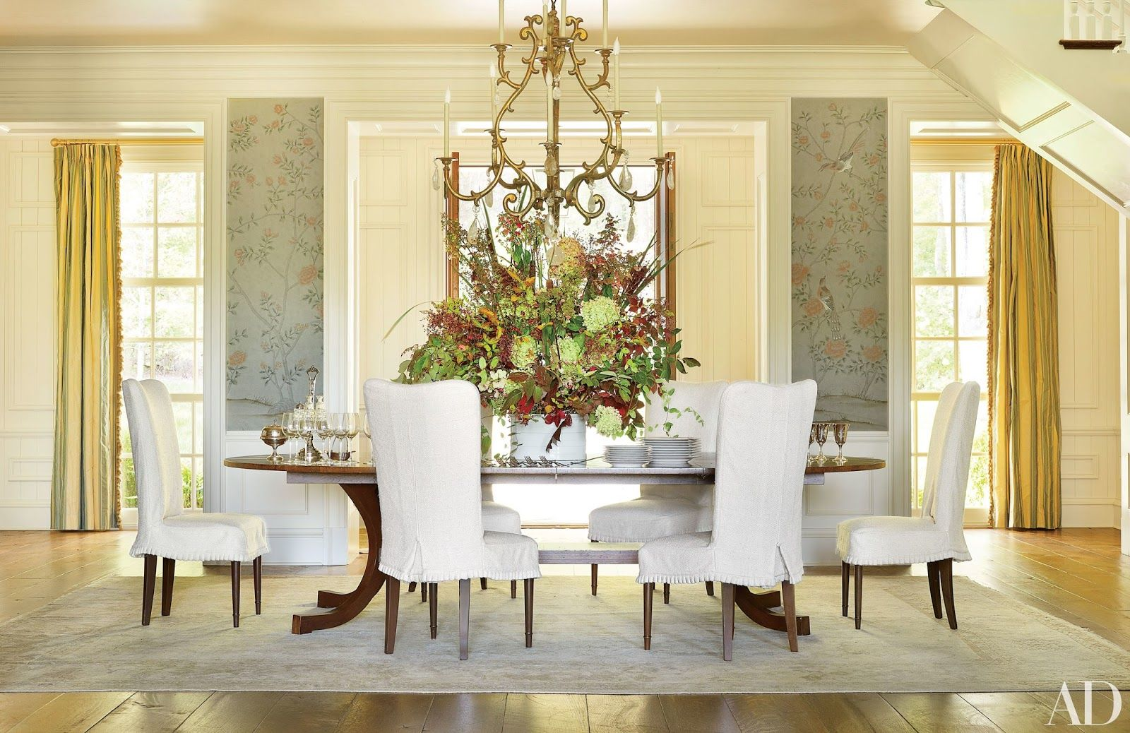 Merveilleux Amazing Dining Room Decor By AD100 Designers
