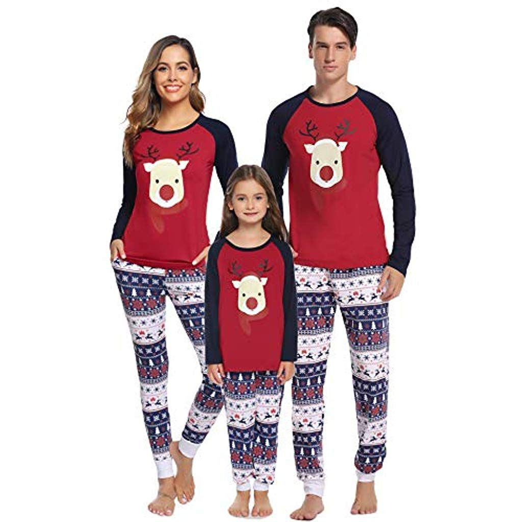Kids Maniche Lunghe Pigiama Set Abbigliamento da Notte Nightwear PERSONAGGI DISNEY 2 a 5 anni