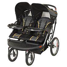 Baby Trend Navigator Double Jogger Stroller Sonic Baby