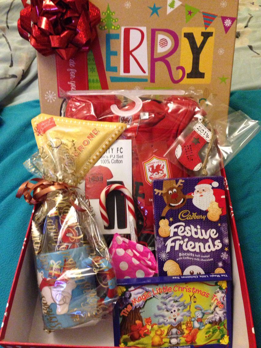 Christmas Eve box Christmas eve box, Christmas box