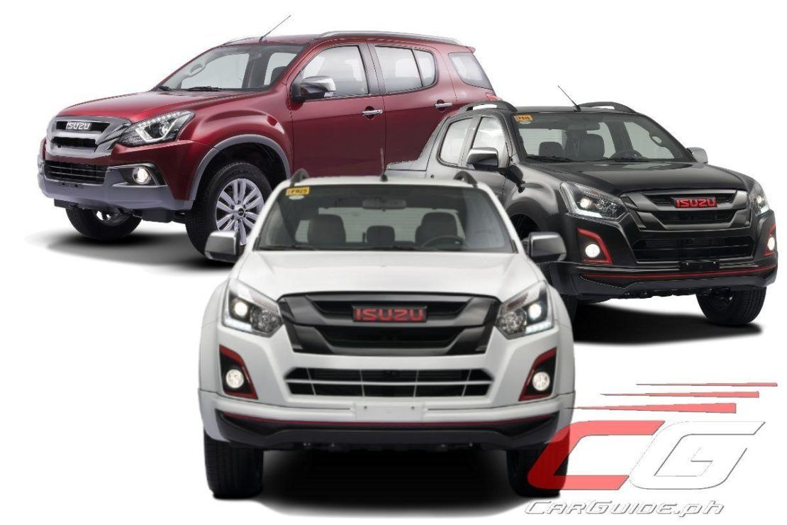 Updated Isuzu Philippines Introduces Limited Edition Mu X And D