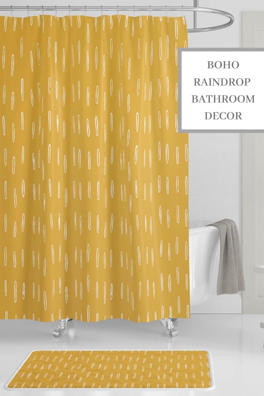 Shower Curtain Ideas Bathroom Decor