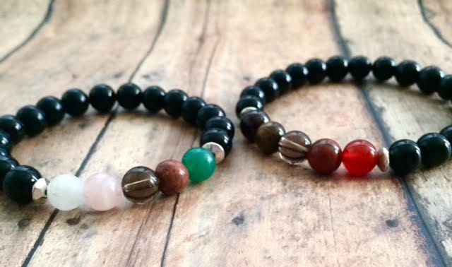 S Fertility Bracelets Infertility Bracelet Mens Crystals Boosting Gemstones By Thegemnebula On Etsy